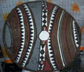 Maasai Senior Warrior (Moran) War Shield
