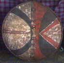 Maasai War Shield  24062009591