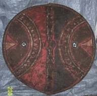 Maasai War Shield