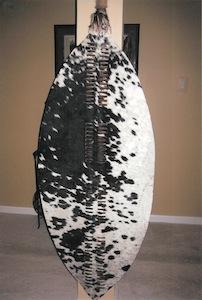 Zulu War Shield