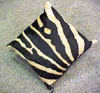 African Crafts Animal Skin Cushions