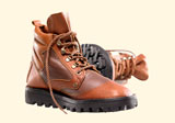 The Courteney Selous genuine gameskin mens boots womens boots