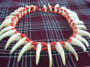Zulu Lion Claw Necklace