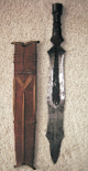 Antique Salampasu Sword