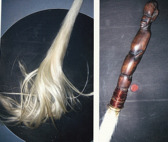 ZULU WITCH DOCTOR (SANGOMA) WAND